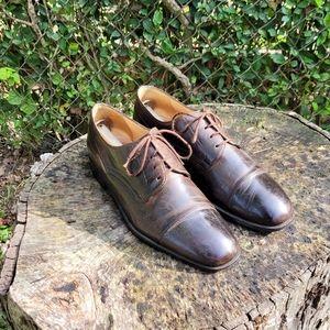 Vintage Men's Dress  Shoes By Ballys